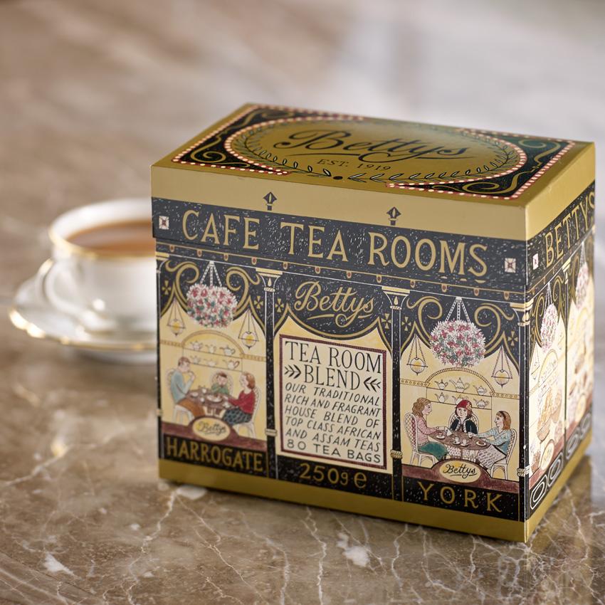 Bettys Tea Rooms Coffee
