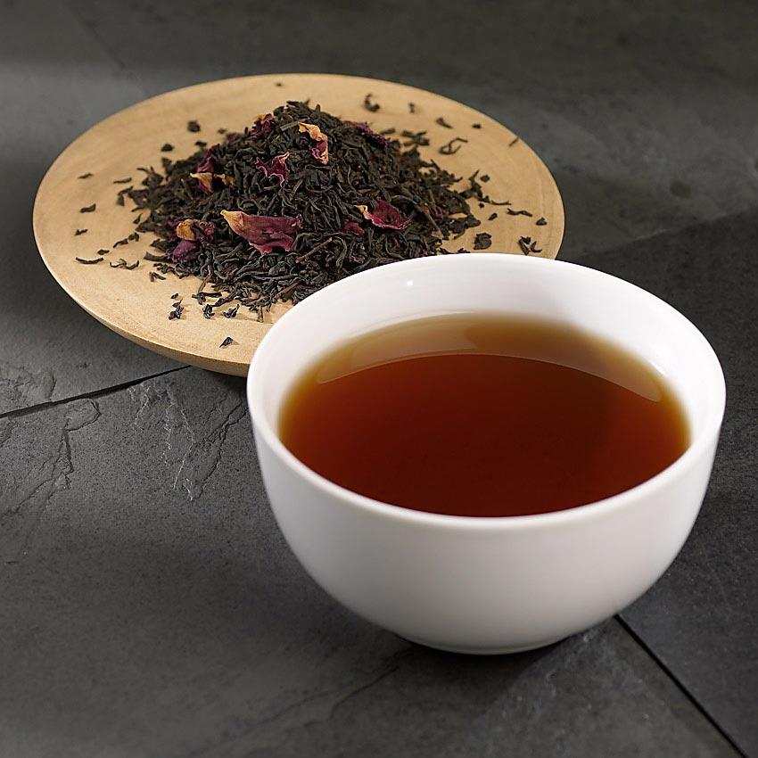 China Rose Petal Leaf Tea Bettys
