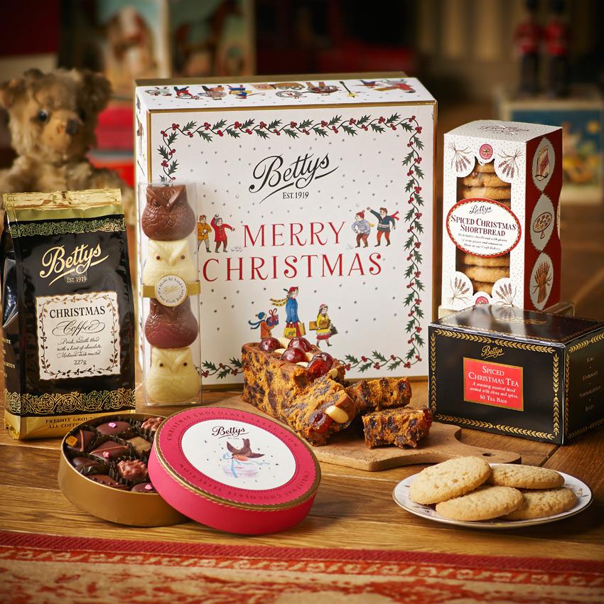 Christmas Gift Box Bettys