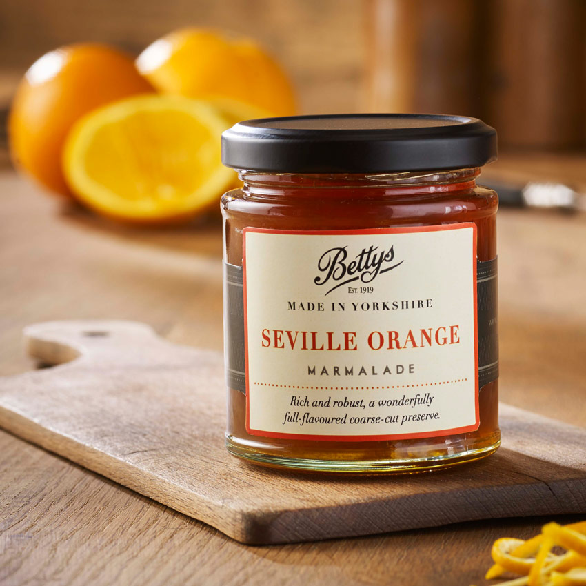 Classic Seville Orange Marmalade   Bettys