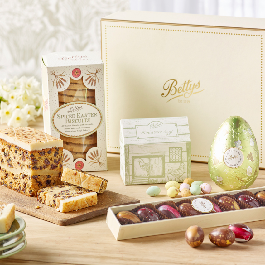 Easter gift box bettys negle Choice Image