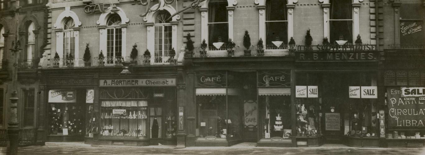 A History of Bettys | 1919 and before | Bettys
